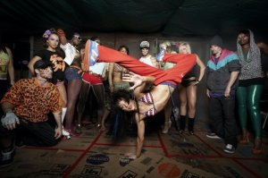 Break Dance Shoot
